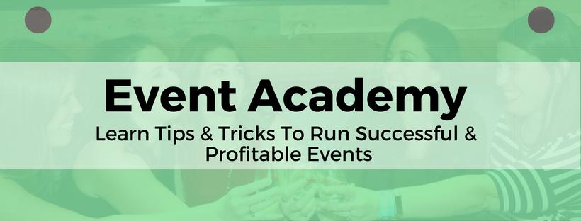 Event Academy Header