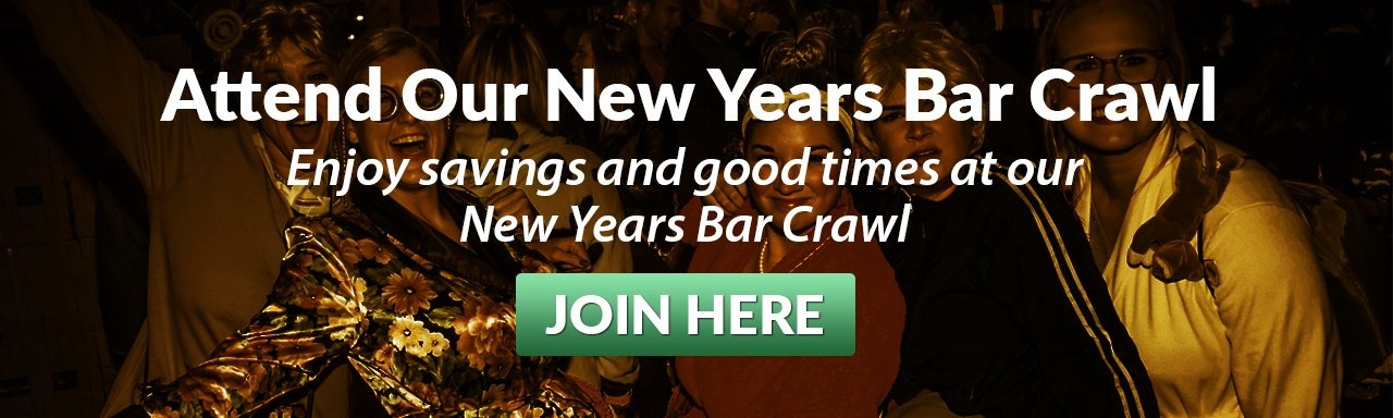 NYE Bar Crawl