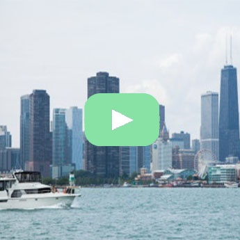 2019 Chicago Air Show Yacht Charity Party