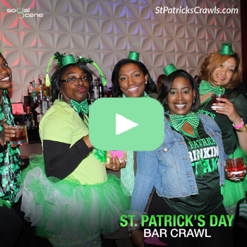 2020 Chicago St. Patrick's Day Bar Crawl Recap Video 120