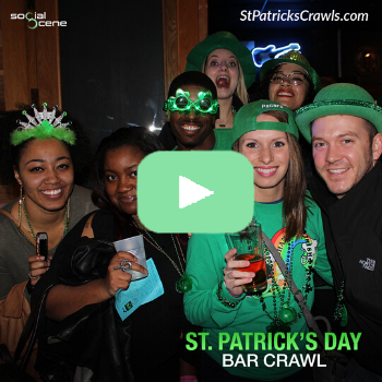 2020 Denver St Patrick's Day Bar Crawl 100