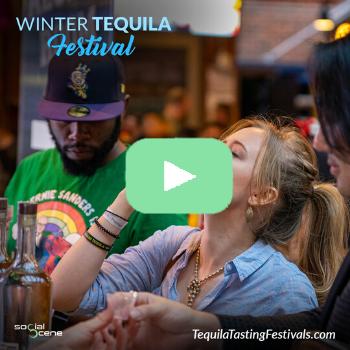 2021 Winter Tequila Tasting Festival Promo Video 60