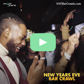 2019 Chicago New Year's Eve(NYE) Bar Crawl Recap 30