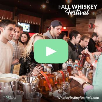 2020 Fall Whiskey Tasting Festival Promo 30