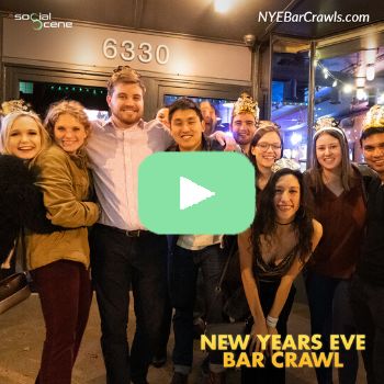 2020 Dallas New Year's Eve(NYE) Bar Crawl Recap Video 30