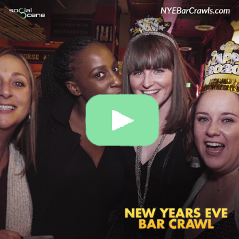 2020 Dallas New Year's Eve(NYE) Bar Crawl Recap Video 120