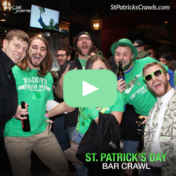 2020 Dallas St Patrick's Day Bar Crawl 30