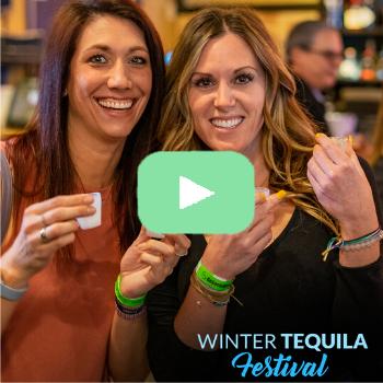 2021 Winter Tequila Tasting Festival Promo Video 15