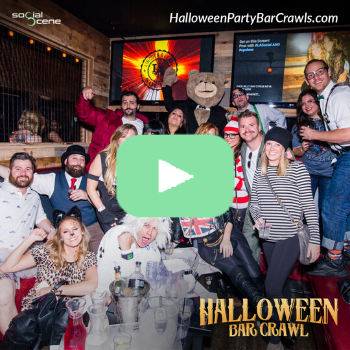 2020 Halloween Bar Crawl 30