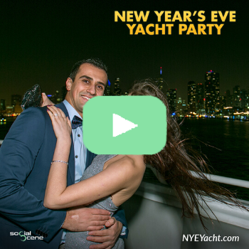 2021 New Year's Eve (NYE) Yacht Party Promo 15