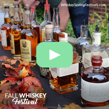 2020 Fall Whiskey Tasting Festival Promo Video 60
