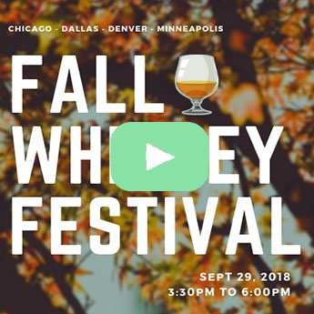 2019 Fall Whiskey Tasting Festival Testimonial Video