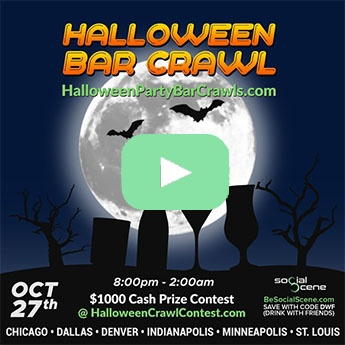 2019 Halloween Bar Crawl Testimonial 2