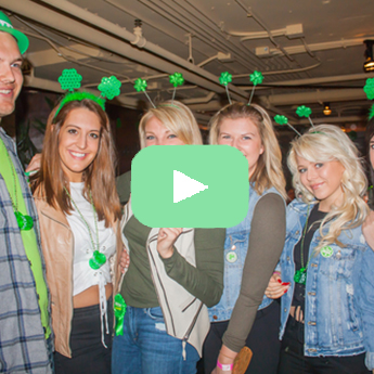 2019 Chicago St. Patrick's Day Bar Crawl (Wicker Park)