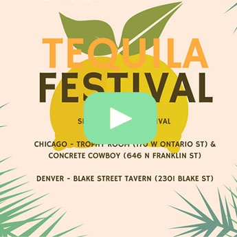 2019 Chicago Summer Tequila Festival
