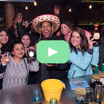 2019 Denver Winter Tequila Tasting Festival (1 Minute Version)
